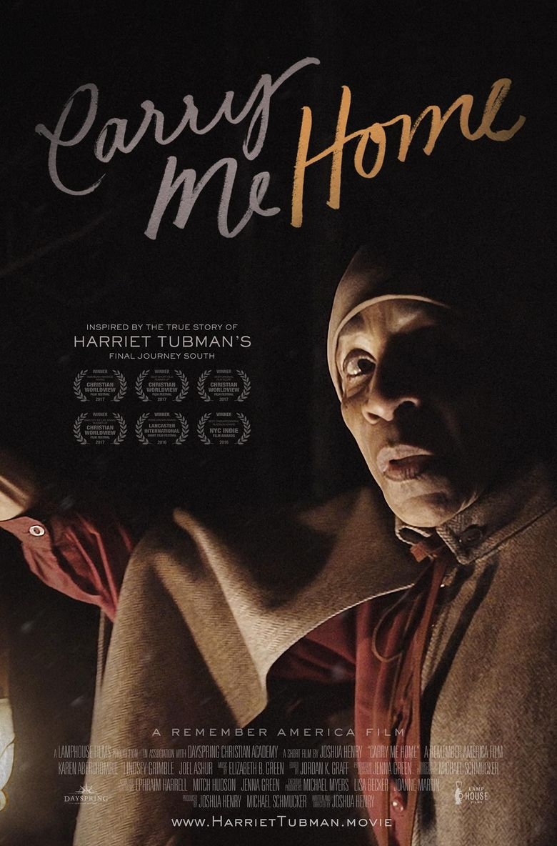 Carry Me Home: A Remember America Film Poster