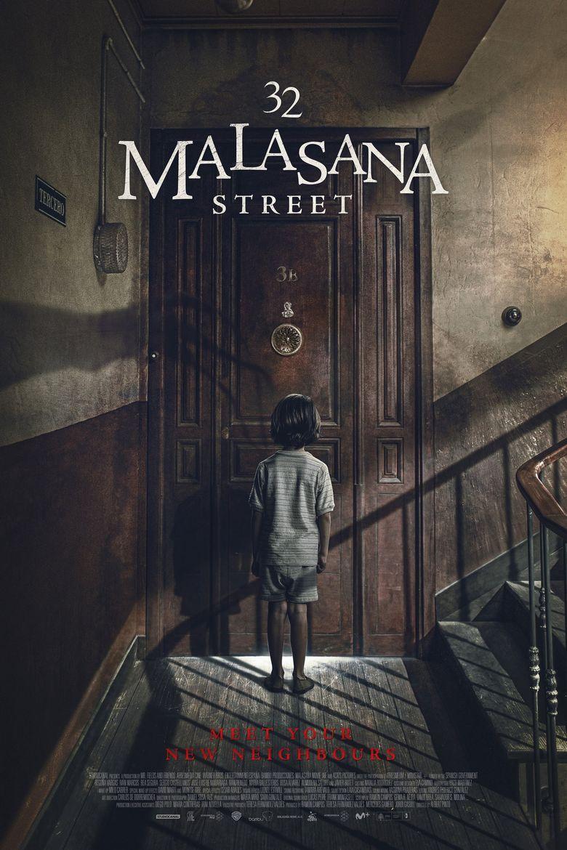 32 Malasana Street Poster