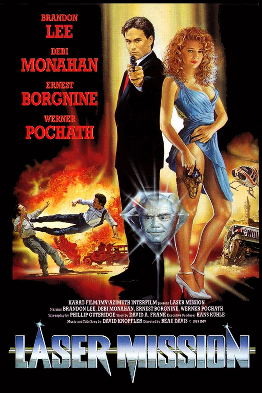 Laser Mission Poster