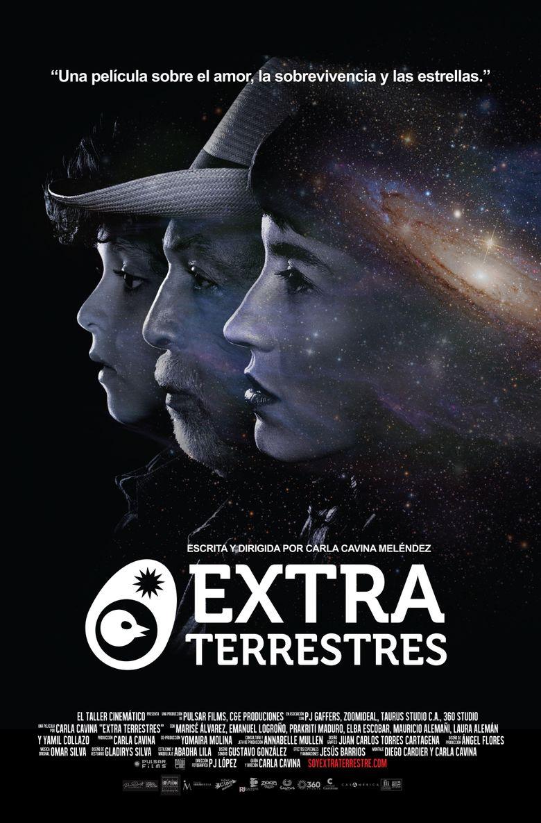 Extra Terrestres Poster