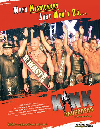 Kink Crusaders Poster