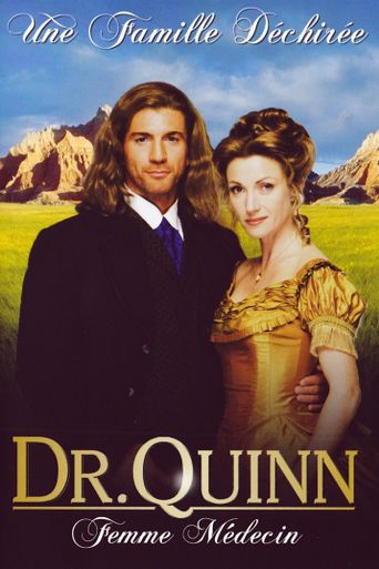 Dr. Quinn Medicine Woman: The Movie Poster