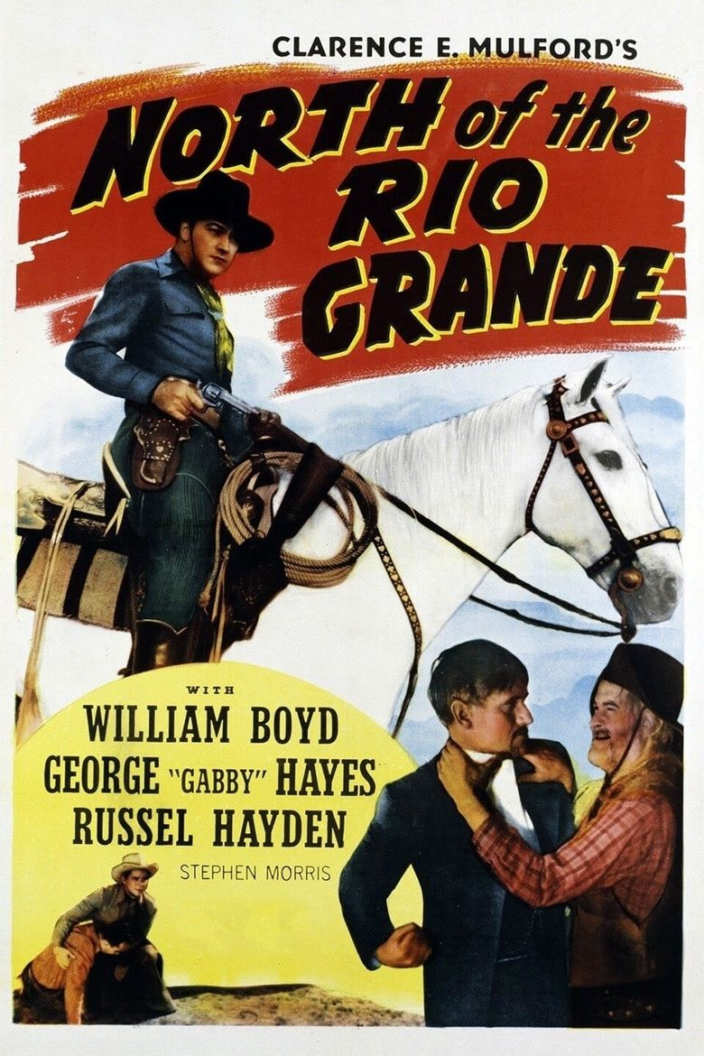 North of the Rio Grande Poster