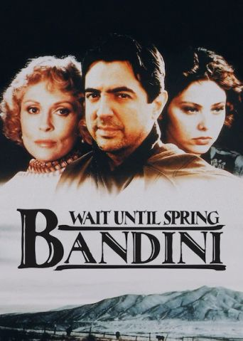 Wait until spring Bandini Poster