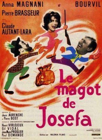Le magot de Josefa Poster