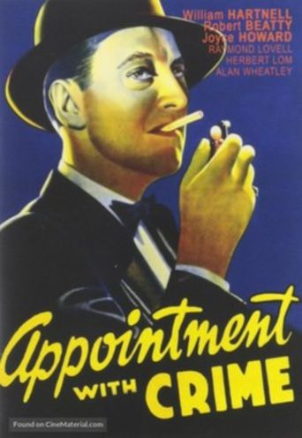 Appointment with Crime Poster