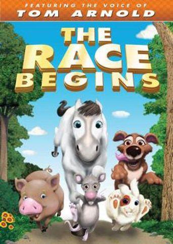 Zodiac: The Race Begins... Poster