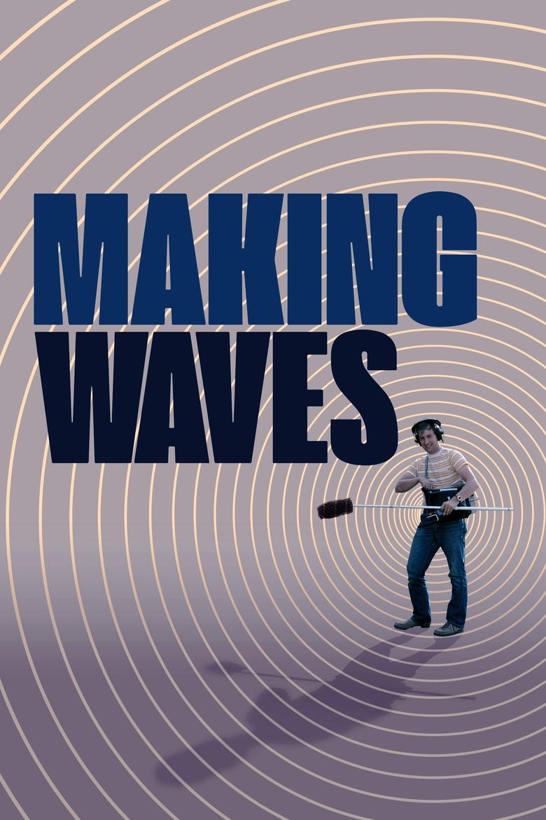 Making Waves : The Art of Cinematic Sound Poster