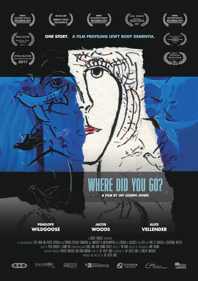Where Did You Go? Poster