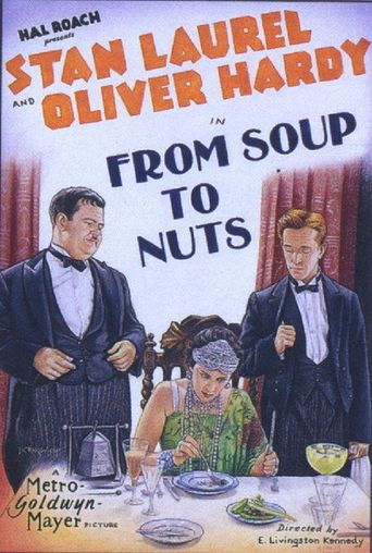 From Soup to Nuts Poster