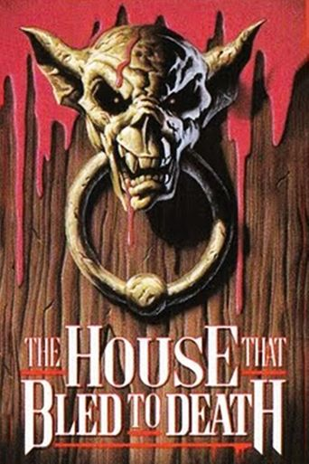 The House That Bled to Death Poster