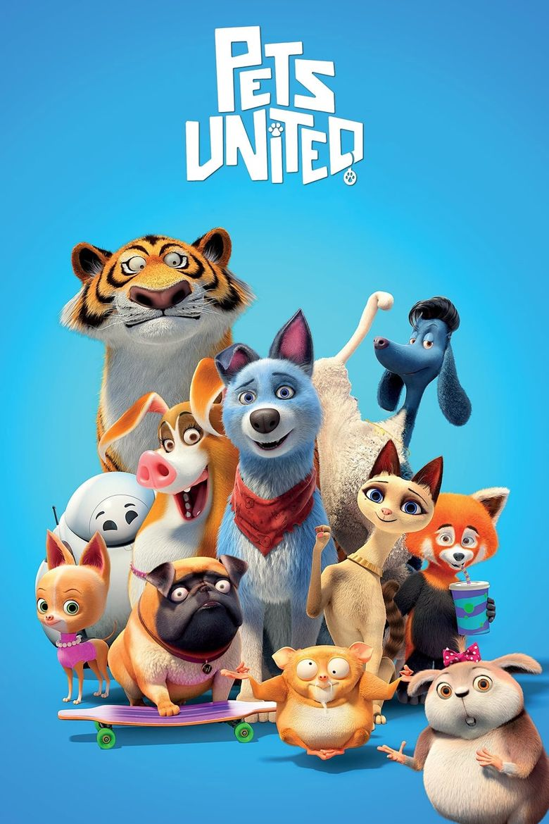 Pets United Poster