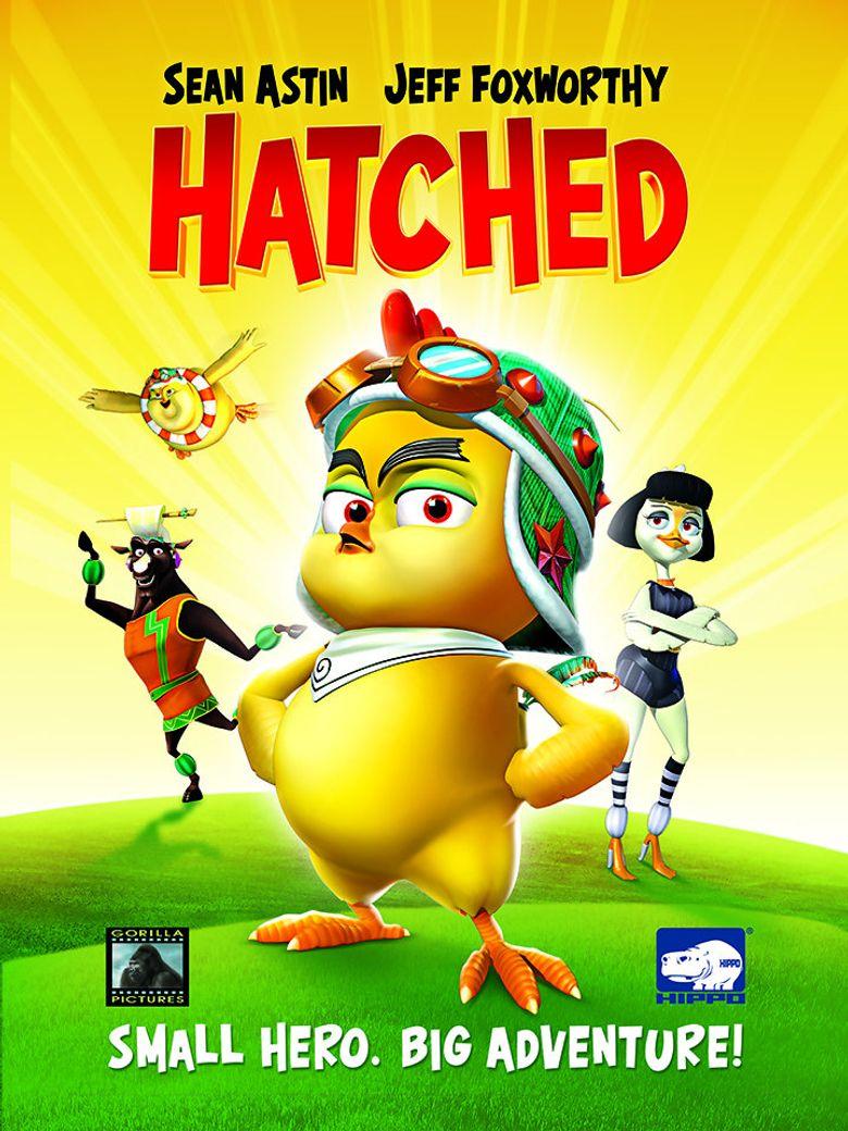 Hatched: Chicks Gone Wild! Poster