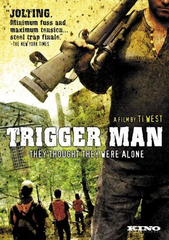 Trigger Man Poster
