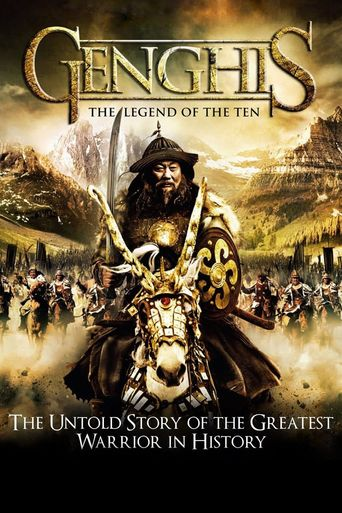 Genghis: The Legend of the Ten Poster
