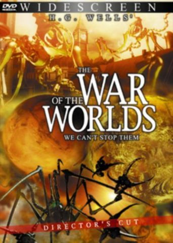 HG Wells: War with the World Poster