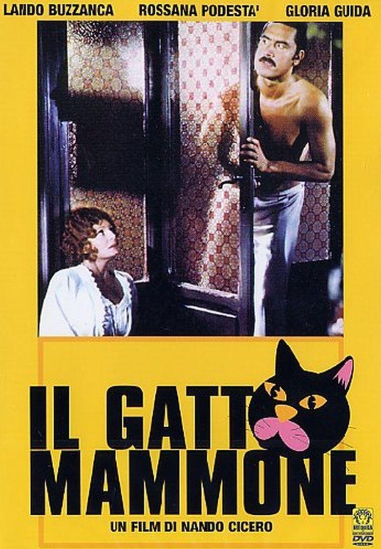 Il gatto mammone Poster