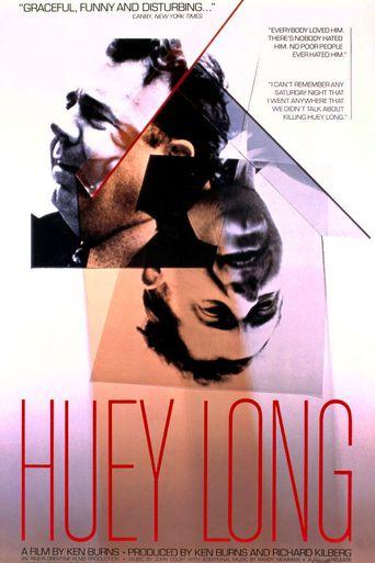Huey Long Poster
