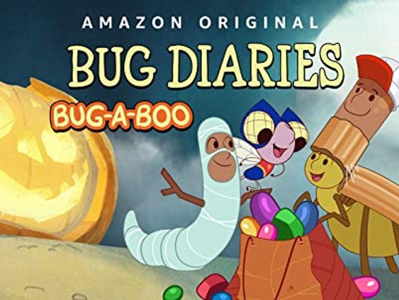 Halloween Bug-A-Boo! Poster