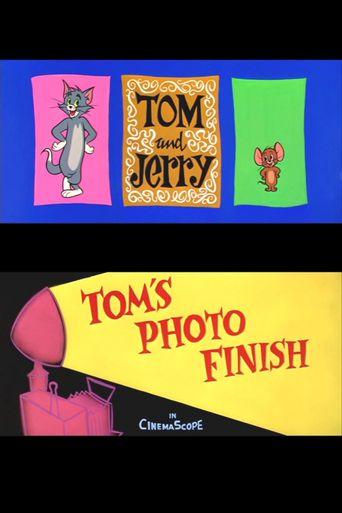 Tom's Photo Finish Poster