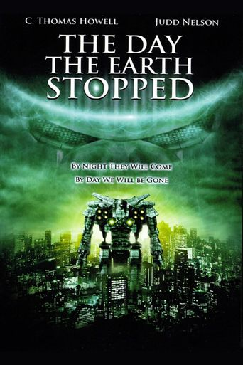The Day the Earth Stopped Poster