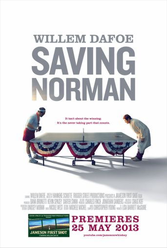 Saving Norman Poster