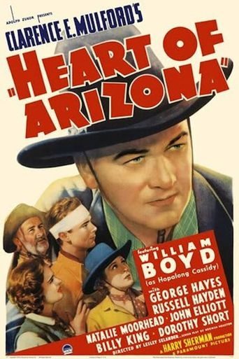 Heart of Arizona Poster