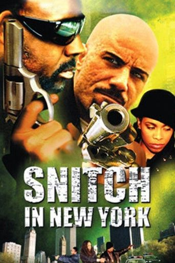 Snitch in New York Poster