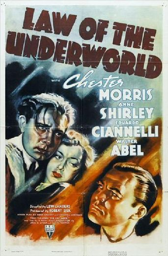 Law of the Underworld Poster
