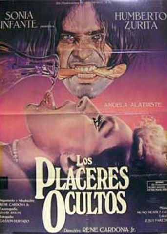 Hidden Pleasures Poster