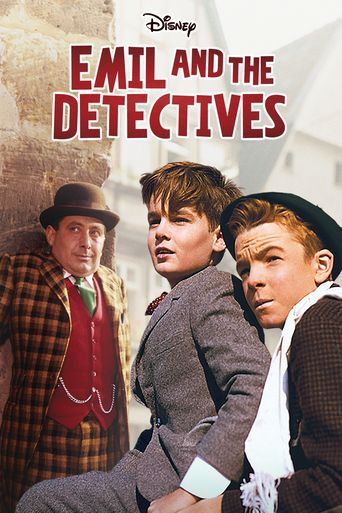 Watch Emil and the Detectives