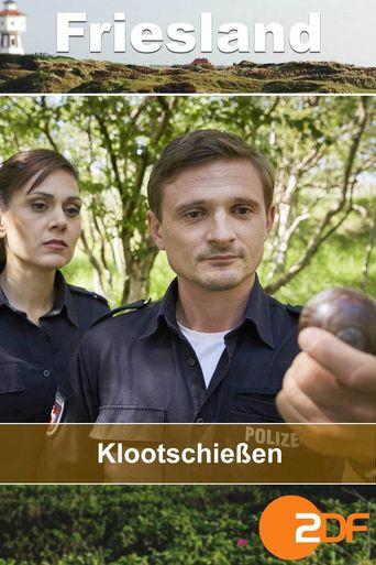 Friesland: Klootschießen Poster