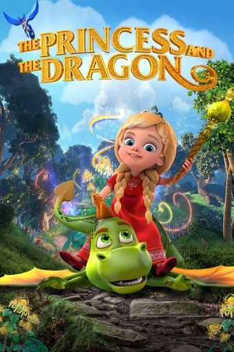 The Princess and the Dragon Poster