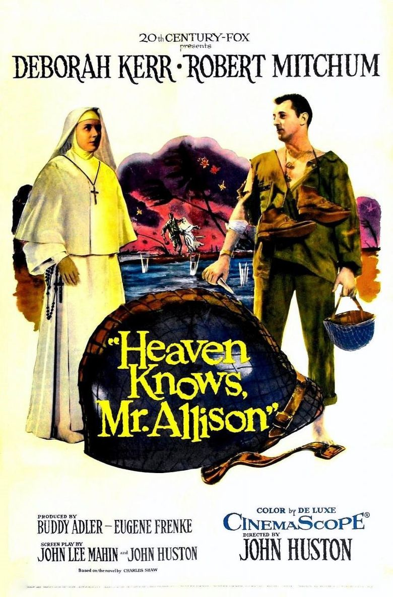 Heaven Knows, Mr. Allison Poster