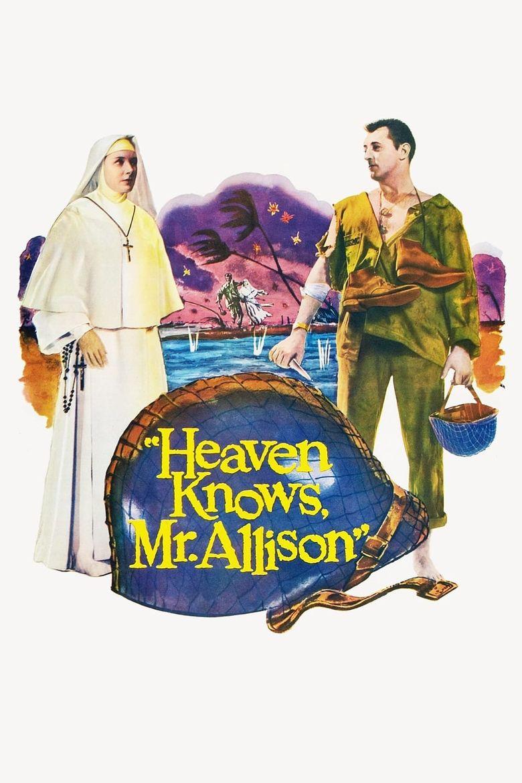 Heaven Knows, Mr. Allison Poster