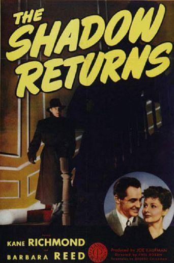 The Shadow Returns Poster
