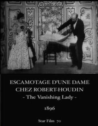 The Vanishing Lady Poster