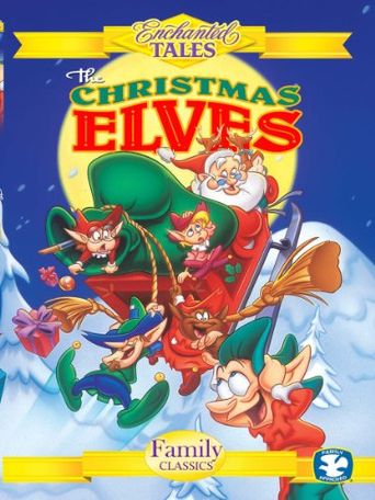 The Christmas Elves Poster