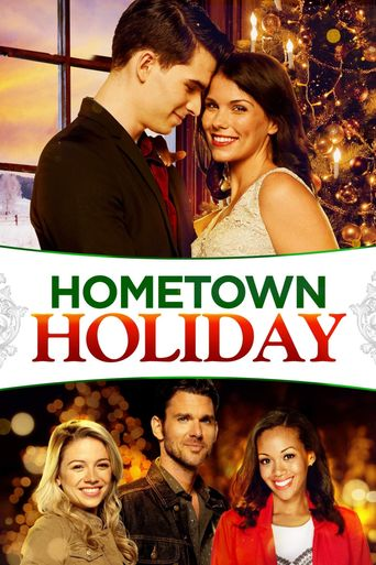 Hometown Holiday Poster