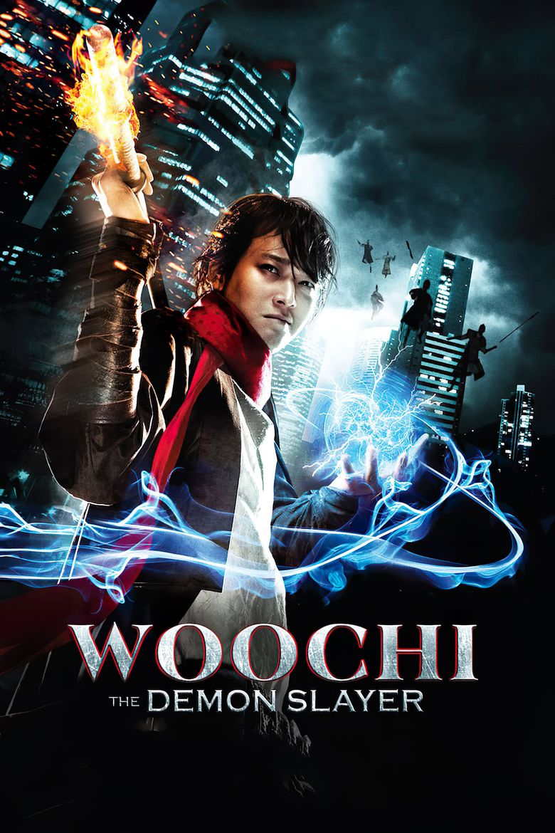 Woochi: The Demon Slayer Poster