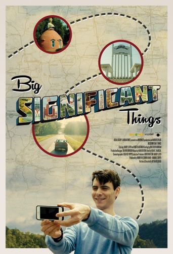 Big Significant Things Poster