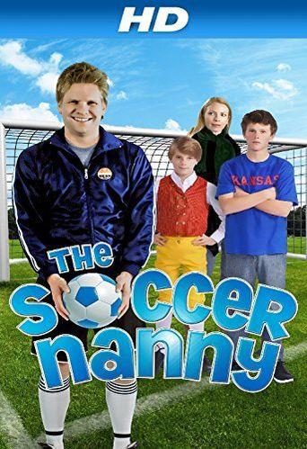 The Soccer Nanny Poster