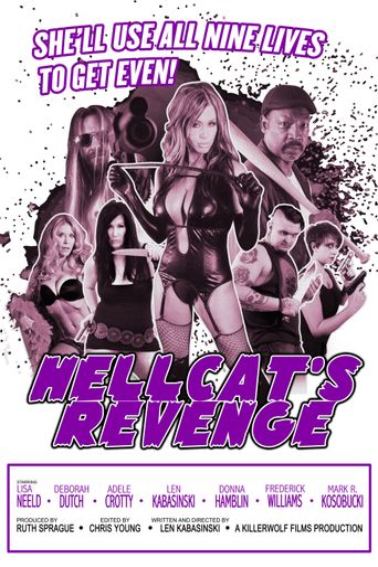 Hellcat's Revenge Poster