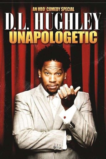 D.L. Hughley: Unapologetic Poster
