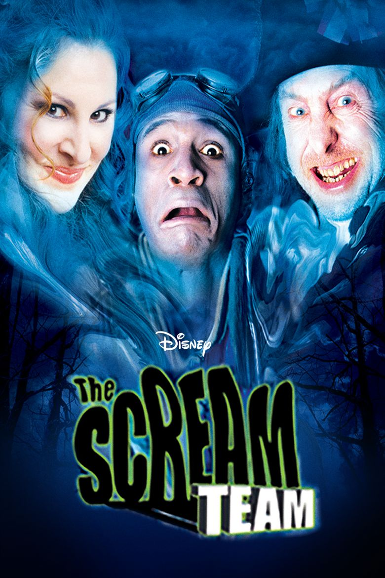 The Scream Team Poster