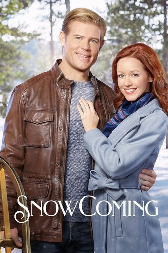 SnowComing Poster