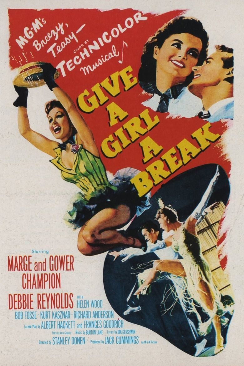 Give a Girl a Break Poster