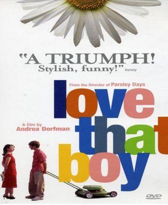 Love that Boy Poster