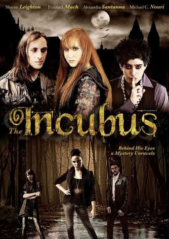 The Incubus Poster