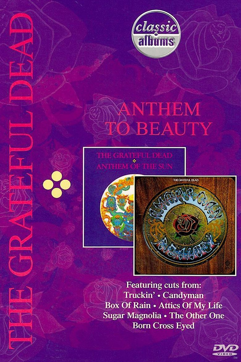 Grateful Dead: Anthem to Beauty Poster